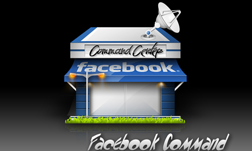 facebook command