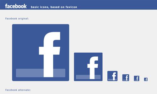hacebook hiRes icons