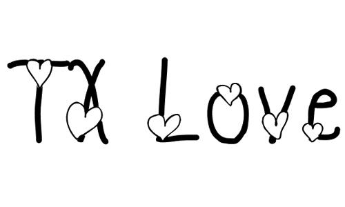 tx love