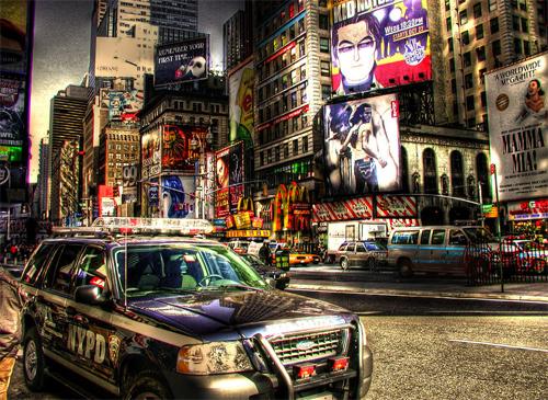 New York hdr