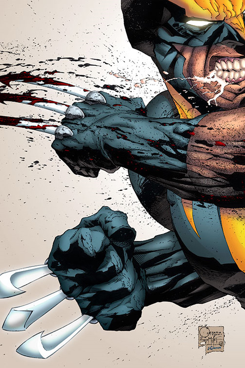 Wolverine Colors 3