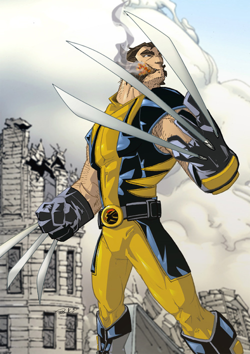 A Civil Wolverine