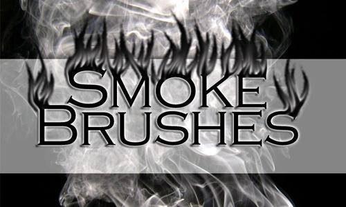 smoke brushes adobe