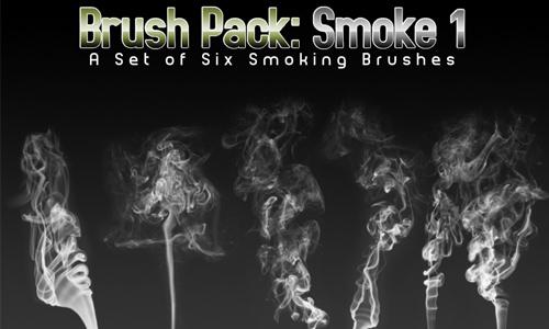 smoke brushes six