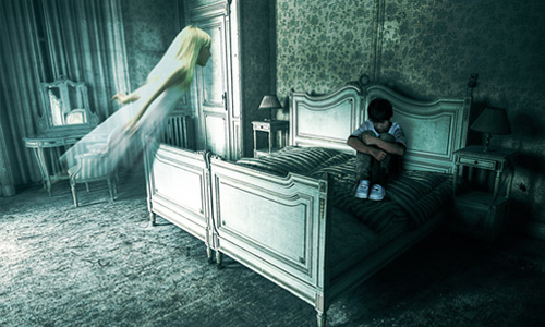 spectral photo manipulation