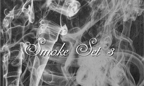 smoke brushes set 3