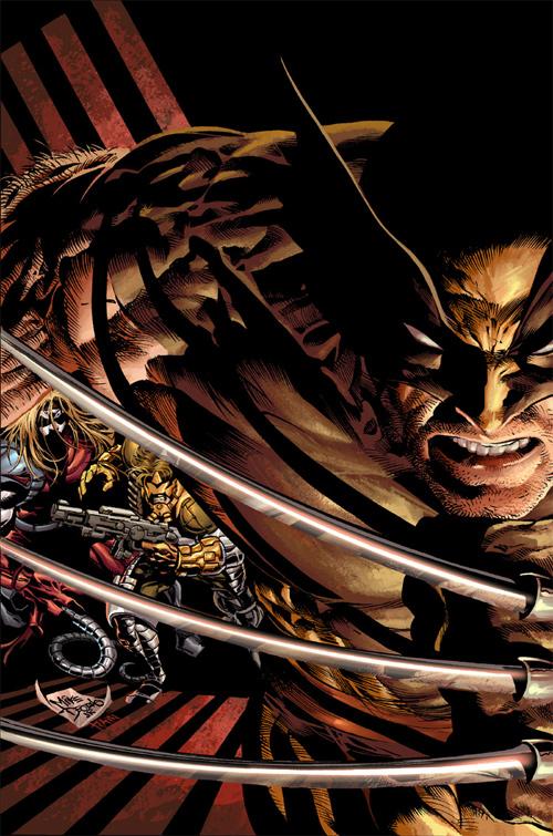 Wolverine Origins
