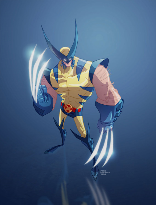 wolverine three