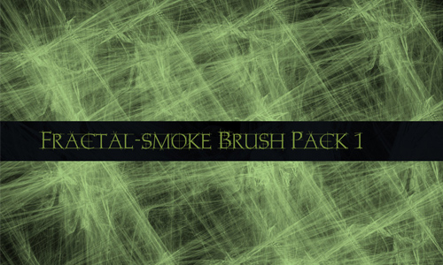 fractal smoke brush