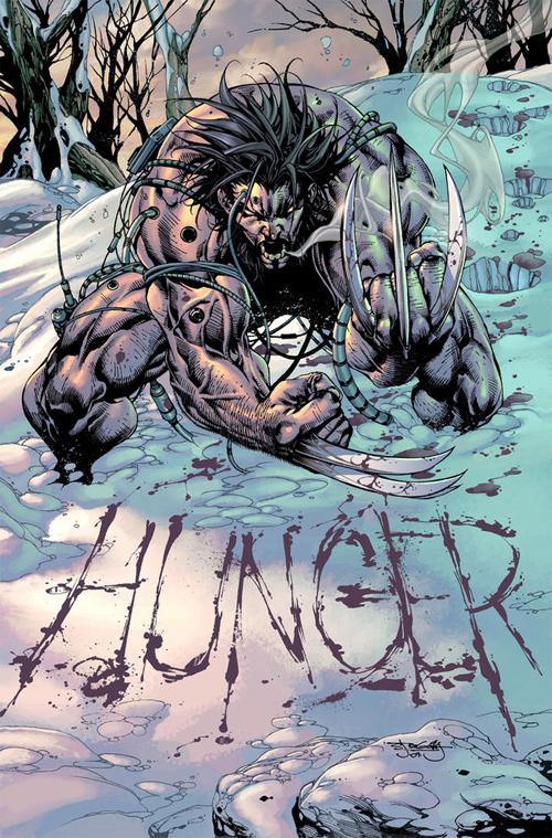 Wolverine Hunger