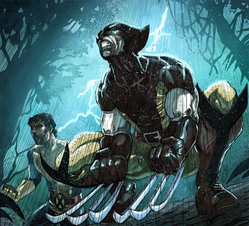 Wolverine Carni Brawl