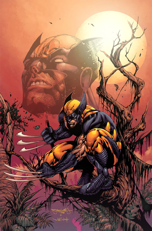 WOLVERINE COVER 10