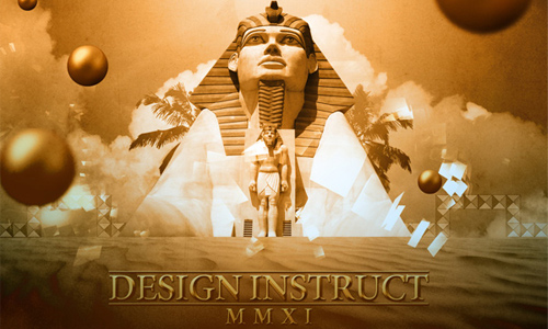 surreal ancient egypt