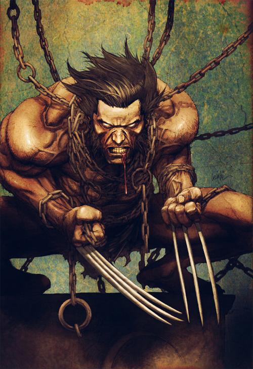Wolverine color