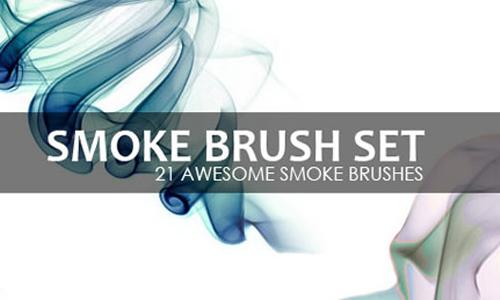 21 smoke brush