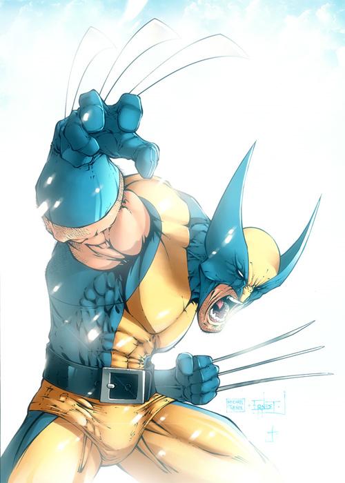 Itsa Wolverine