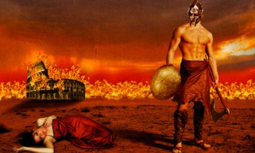 epic roman empire photo