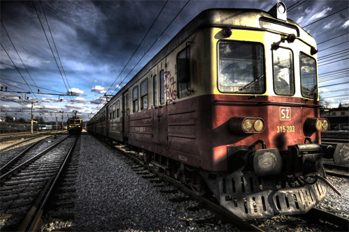 on track5 HDR