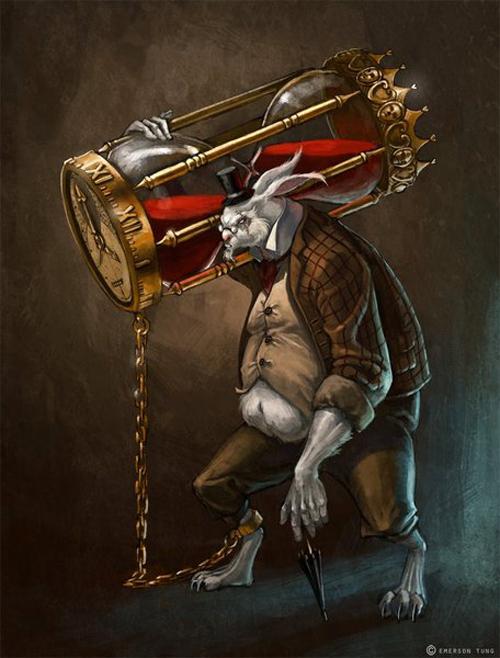 digital-painting-16-the-white-rabbit