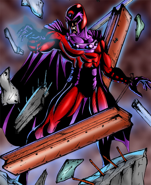 magneto in color