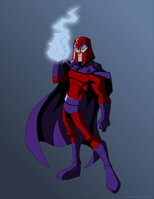 firey hand magneto