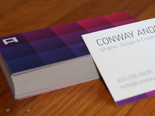 UCreativecom Cool Business Card Designs 70 Samples that Work