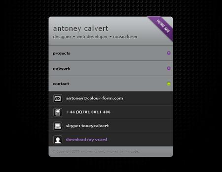 antoney calvert