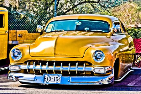 1946 Mercury Fordora (HDR)