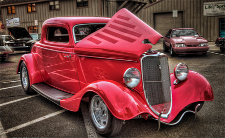 1934 Ford Three