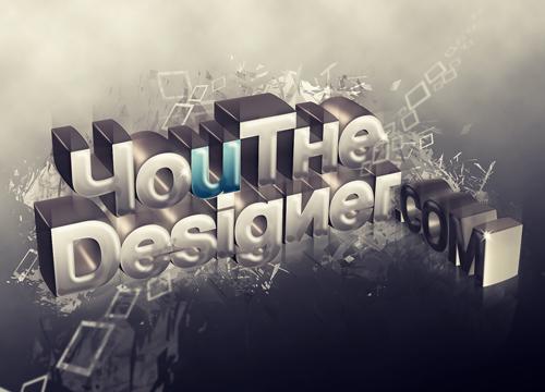 3d-text-photoshop-tutorial-43