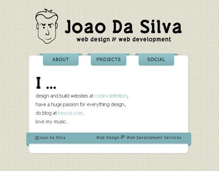 Joao Da Silva