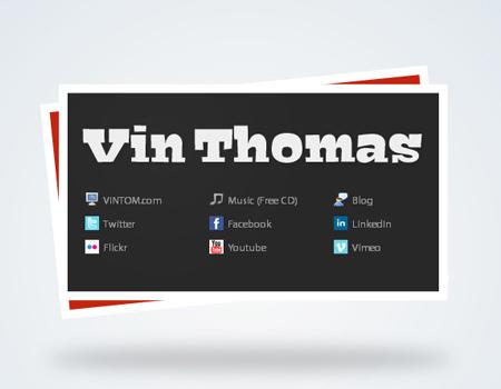 vin thomas