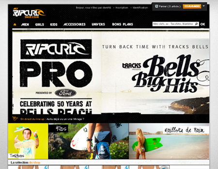 My Rip Curl Shop