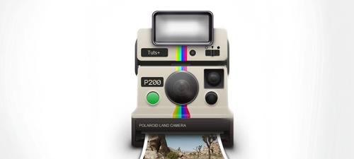 photoshop-tutorial-polaroid-camera-psdtutsplus