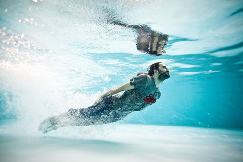 Underwater Photography for SODA Advertisement