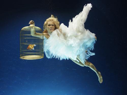 Underwater Photography Madonna