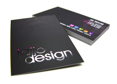 Jaijo Design Business Cards