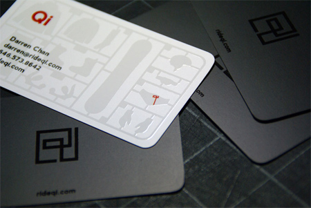 Ride Qi Business Card