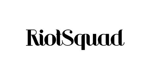 RiotSquad Font