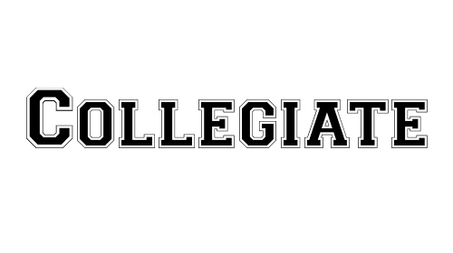 Collegiate FLF font