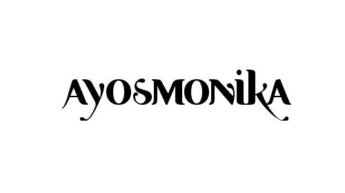Ayosmonika font