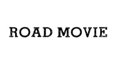 Road Movie Font