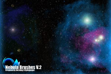 Nebular Brushes v.2