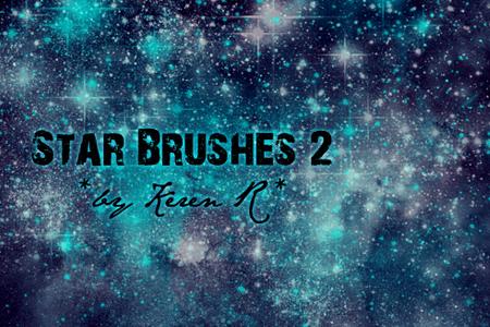 Stars Brushes 2