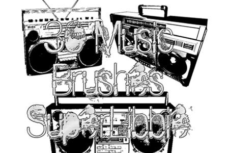 music-photoshop-brushes-07-Music-Brushes