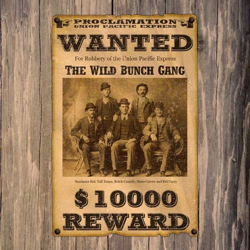 32 Brilliant Poster Design Tutorials In Photoshop – Create a Wanted Poster Free