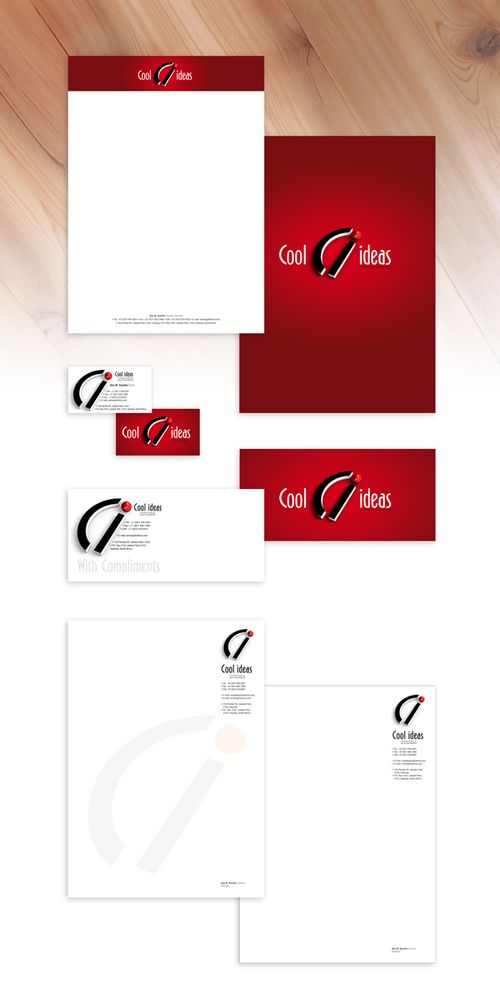 cool ideas corporate identity