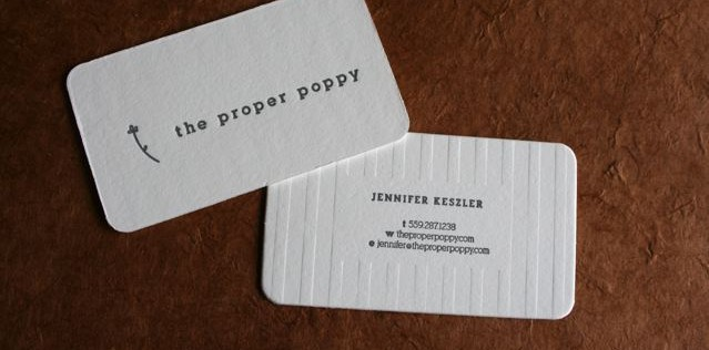 Ucreative 58 Die Cut Business Cards Designs To Die For
