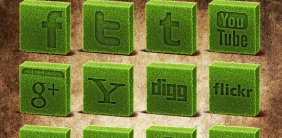 cube-grass