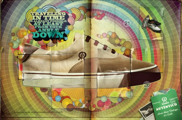 UCreativecom 42 Unconventional Shoe Ads That Work